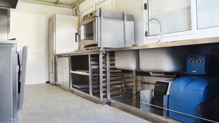 Multifan Container - Maldegem